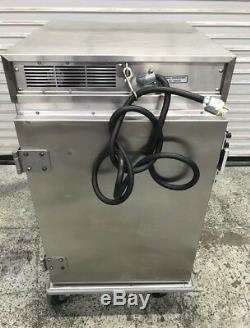 1/2 Height Heated Food Warming Cabinet Bevles CA43 #9381 Commercial Warmer NSF