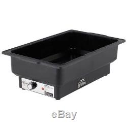 3 PACK Electric Chafer Chafing Dish Steam Full Food Pan Table Warmer Buffet