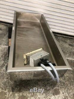 4 Pan Electric Drop In Hot Food Well Warmer Alto Shaam 400-HWithD6 #2898 Steam NSF