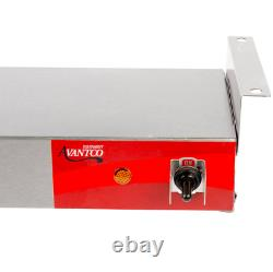 60 Kitchen Electric Strip Food Heat Warmer Calrod Lamp Commercial Restaurant