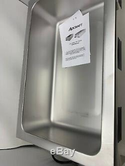 Adcraft FW-1200W Commercial Food Warmer Portable Steam Table =