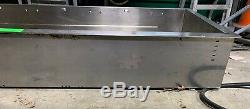 Alto Shaam 4 Pan Electric Drop In Hot Food Well 400-HWithD6 Holding Warmer Steamer