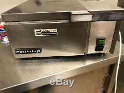 Antunes ROUNDUP Deluxe Food Warmer Steamer Model DFW 100CF 120 volts WORKS GREAT