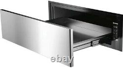 Bosch 27 Stainless Steel Warming Drawer Model HWD5751UC New