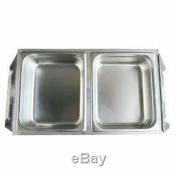 Chafing Dishes Food Warmers Warmer Electric Catering Cooking Stainless Steel