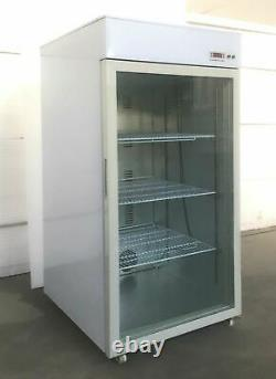 Clearance! 220V Beverage Display Cabinet Food Warmer Milk Coffee Heater 325L