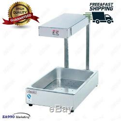 Commercial 1000W Electric Food Warmer Hot Salad Pizza Potato Chips