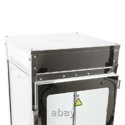 Commercial Food Steaming Machine Electric Bun Steamer Warmer 5-layer 110V 1200W
