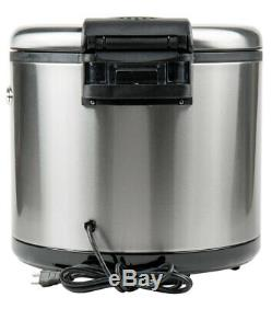 Commercial Restaurant 92 Cup Electric Food Rice Warmer 120V, 105W RW90