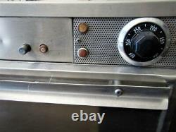Duke Thermotainer 1306 Commercial 6 Door Hot Food Warmer Warming Cabinet 208V