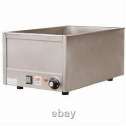 Electric Commercial Countertop Food Warmer Water Heater for Steamer Pan Server