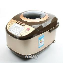 Electric Rice Cooker Pressure Cookers Food Heater Steamer Cooking Ware Appliance