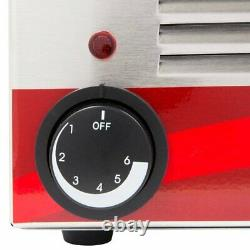 Food Warmer Full Size Kitchen Countertop Powerful Durable Countertop 120V 1200W
