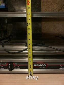 Hot Dog Grill Roller Machine Electric (Nemco 8075) Food Warmer