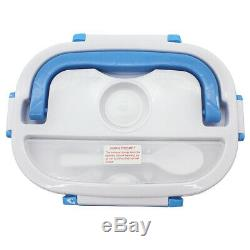 Hot SALE! 12V Portable Car Electric Heating Lunch Box Food Heater Bento Warmer US