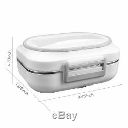 Lunch Box Stove 12V Portable Car Hot Food Warmer Heated Electric Oven Men Women