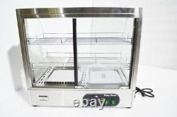New Commercial Electric Food Warmer Display Case for Pizza Dessert Pastries