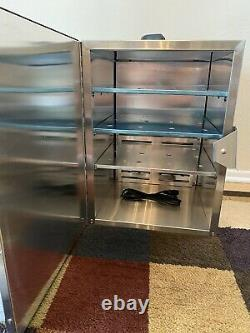 Pantheon Electric Food Warmer / Hot Box RSTBOXE 300W Concessions Catering Events