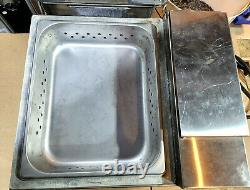 Roundup DFW-150CF Commercial Deluxe Food Warmer/Steamer