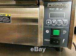 Roundup Dfw-250cf A. J Antunes Commercial Delux Food Warmer / Steamer