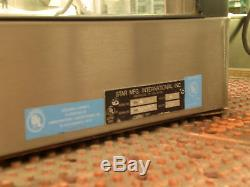 Star Humidity Cabinet Hfd-3a Countertop Hot Food Display Case Warmer Holding