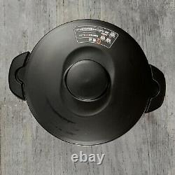 THERMOS vacuum heat insulation slow cooker shuttle chef 4.3L orange non-electric