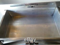 Toastmaster CLEAN Electric 4 drawer Food Warmer 120v tortilla buns 3D8XD style