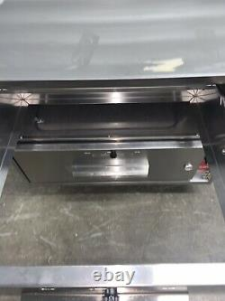 Vulcan VW2S-1 27 Electric 2 Drawer Food Warmer 120 volts