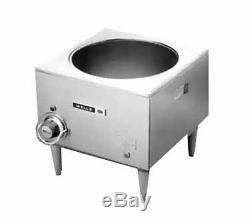 Wells SW-10T Food Warmer countertop electric 11-quart round pan wet/dry operatio